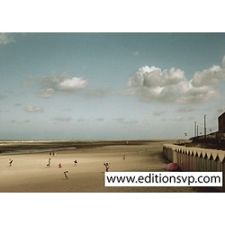 photographie Harry Gruyaert Fort-Mahon carte postale Editions VP